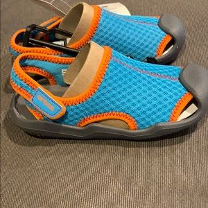 Crocs water shoes - kids size 12
